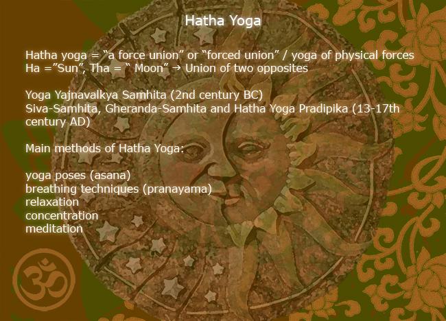 Yoga And Hatha Video